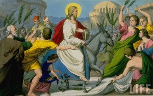jesus-christ-riding-into-jerusalem-for-passover