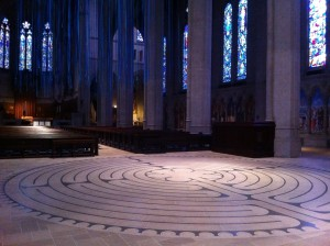 Interior - Grace Cathedral