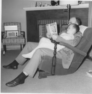 Dad-reading 1