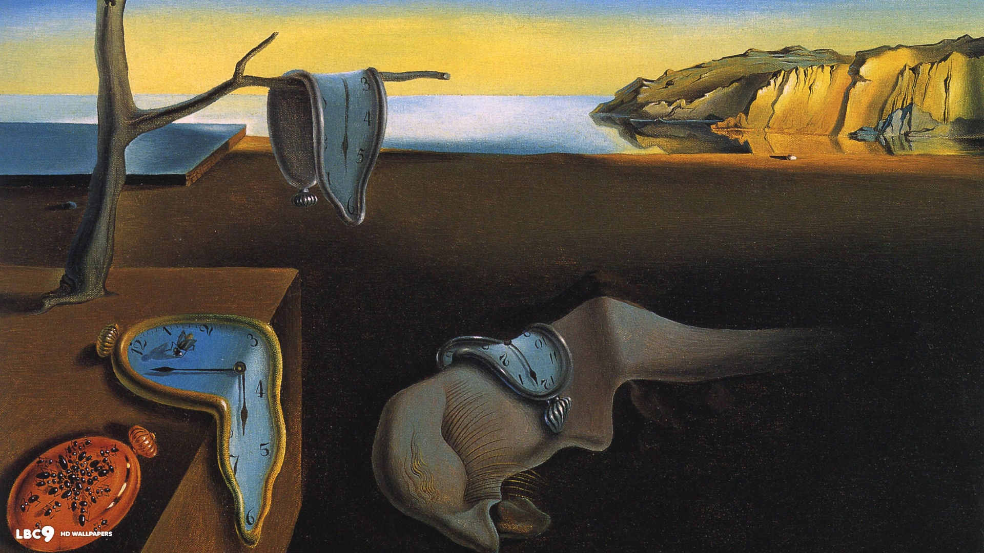 salvador dali the persistence of memory Salvador dali's the persistence of memory explained find out how the spanish surrealist went from penniless painter to toast of the nyc artworld in one single canvas.