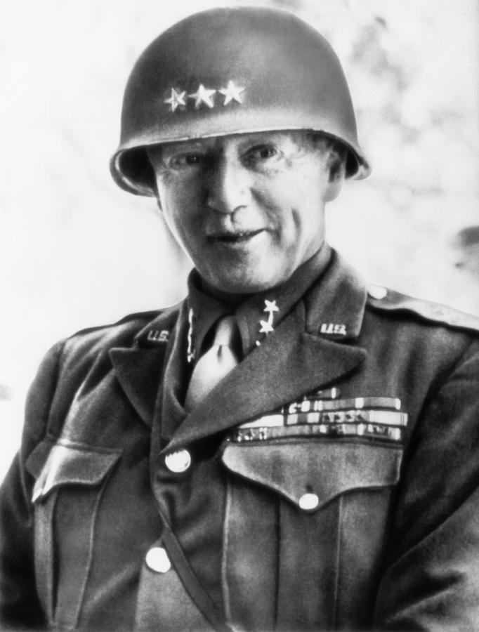a biography of george s patton jr National archives and records administration the general george s patton  biography comes to the  of general george s patton, jr,.