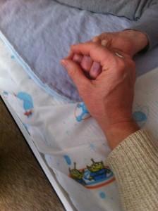 Dad Hand