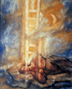 """Jacob's Ladder"" by Albert Huthusen"
