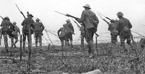 World War I - The Battle of Somme