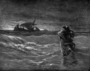 From Gustave Dore's Bible Illustrations.