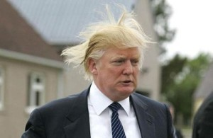 "Even the ""rich"" can have a bad hair day!"