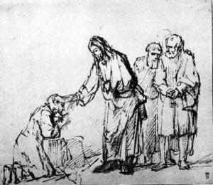 Rembrandt-leper