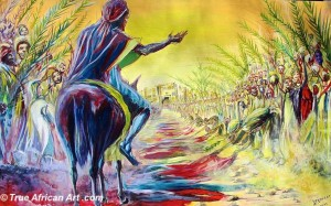 """Palm Sunday"" - Evans Yegon"