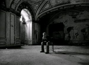 man_alone