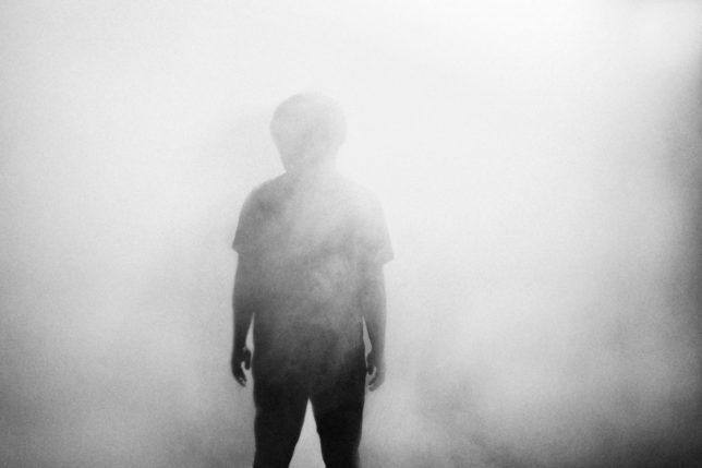 foggy image