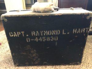 Hart suitcase
