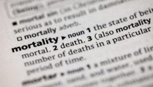 mortality & death