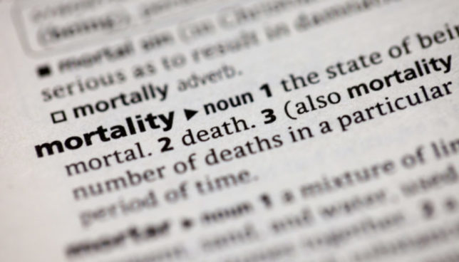 mortality & death
